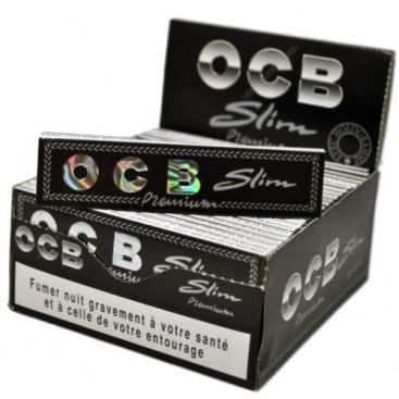 OCB ROLLS PREMIUM SLIM Rouleau OCB SLIM x 24 pz neuf dans le carton d/'origine.