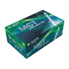 Caixa 100 tubos conversível mentol