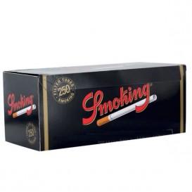 250 tubos para fumar