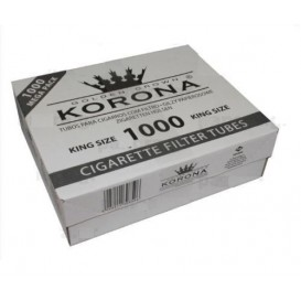 Boite 1000 Tubes Korona