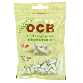 150 Filtres Mousse OCB Bio