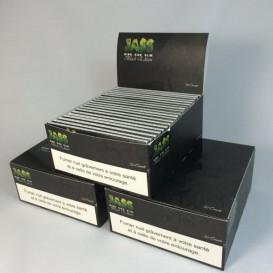 150 pacchetti Jass Black Edition Slim (3 scatole)