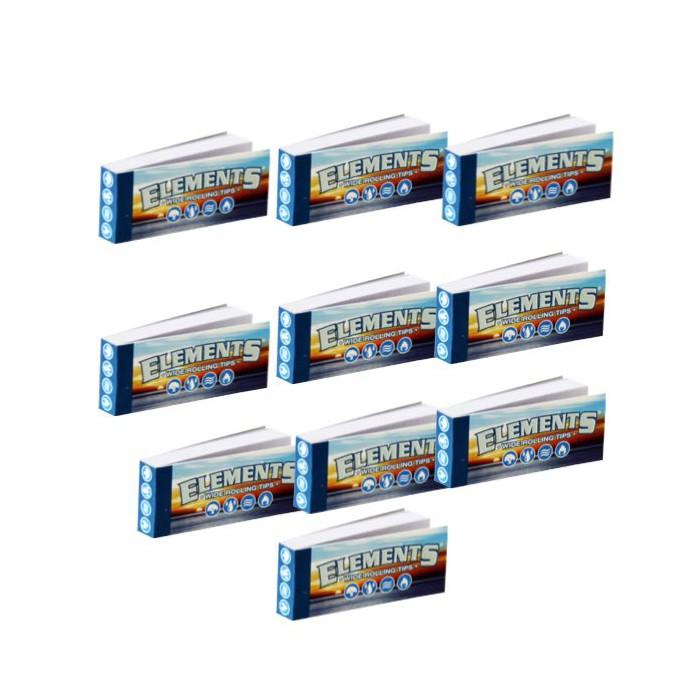 Filtres SLIM JASS Promo ! 6 MM Lot de 20 Paquets
