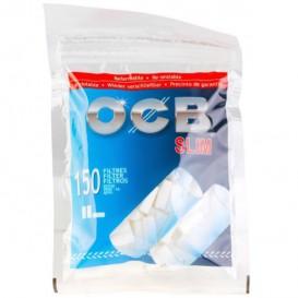 150 Filtres en mousse OCB Slim