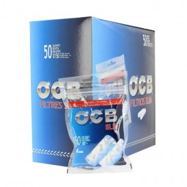 50 x Filtri a sacco OCB Slim Foam