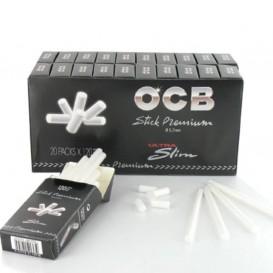 20 x OCB Extra Slim Stick Filterbox