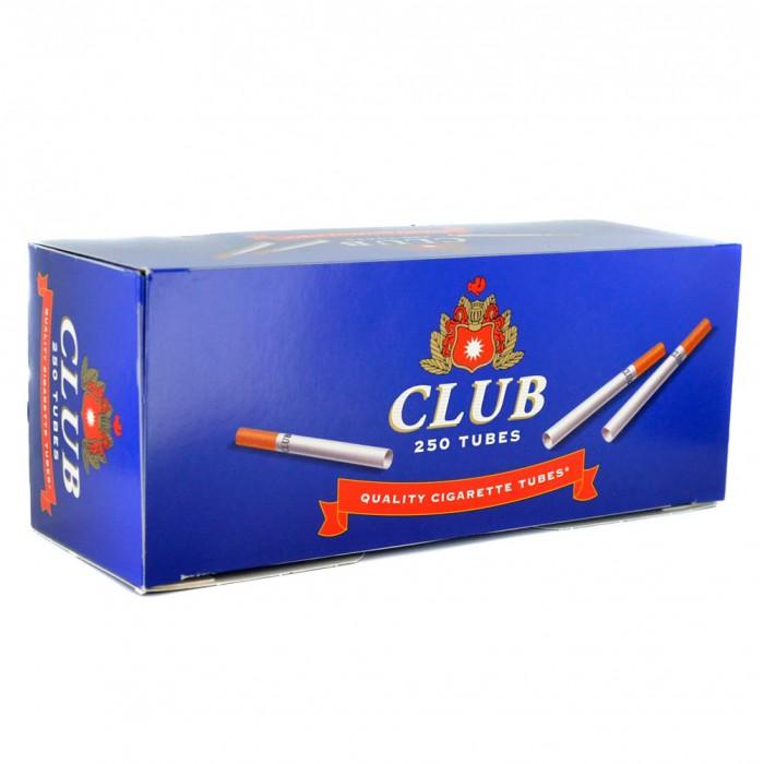tube cigarette club boite 250 tubes cigarettes pas cher livr 72h. Black Bedroom Furniture Sets. Home Design Ideas