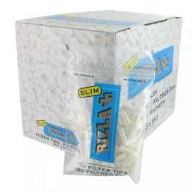 50 x Rizla Slim Foam Filter Bag