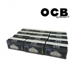 12 rollos rollos de OCB