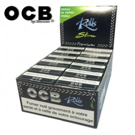 24 Rouleaux OCB Rolls