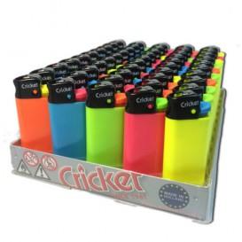 50 briquets Cricket Mini