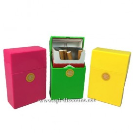 Push Fluo cigarette box
