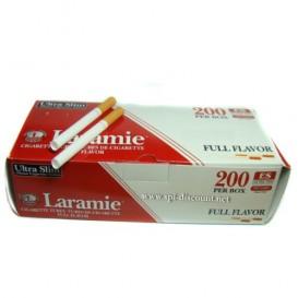200 tubos Laramie Slim