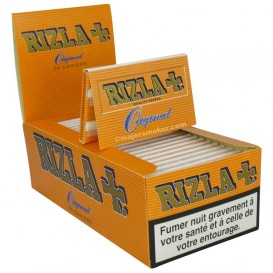 25 packets Original Rizla