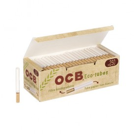 250 tubos OCB biodegradables