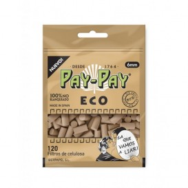 120 Biodegradable Filter Pay-Pay