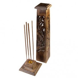 Incense Holder Tower