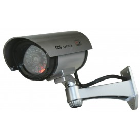 Dummy camera with infrared