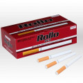200 Micro Slim Rollo Tubes (Red)