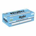 200 Tubos Cigarillos 100mm Rollo Blue