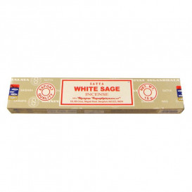 Sage White Satya Incense 15g
