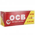 250 OCB EXTRA Cigarette Tubes
