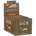 25 Packages OCB Virgin Tips