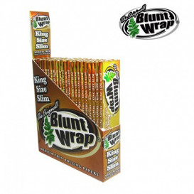 25 Blunt Wrap Gold Packs