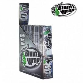 25 Paquets Blunt Wrap Silver