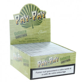 50 Paquets Pay-Pay GoGreen Slim