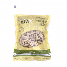 120 Filtres Biodégradables Max
