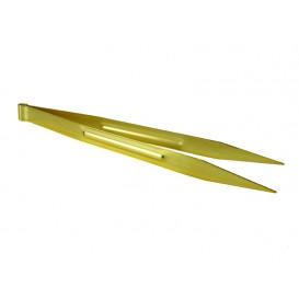 Pince à charbon XXL Gold