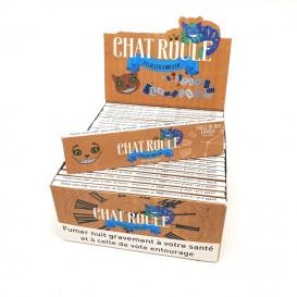 50 Paquets Chat Roule Slim Non Blanchi