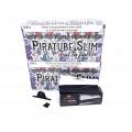 1000 Slim Piratube Tubes + Injector
