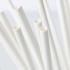 300 x Paille carton blanc 6 mm