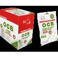 50 x OCB Paper Filters Bag